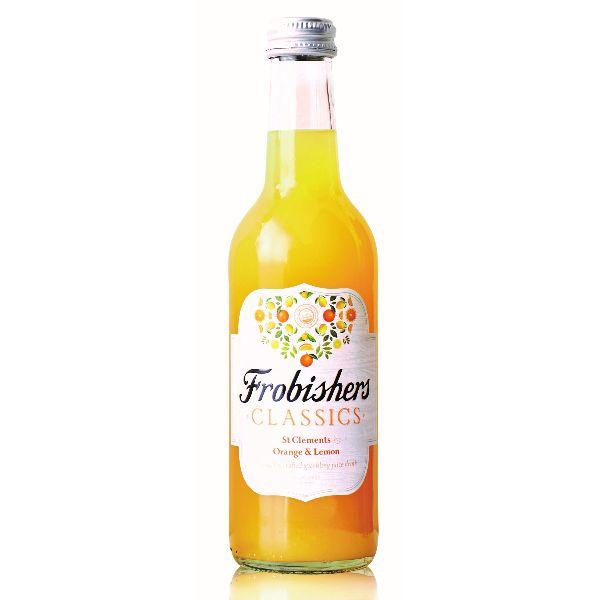 Frobisher's Sparkler Orange & Lemon