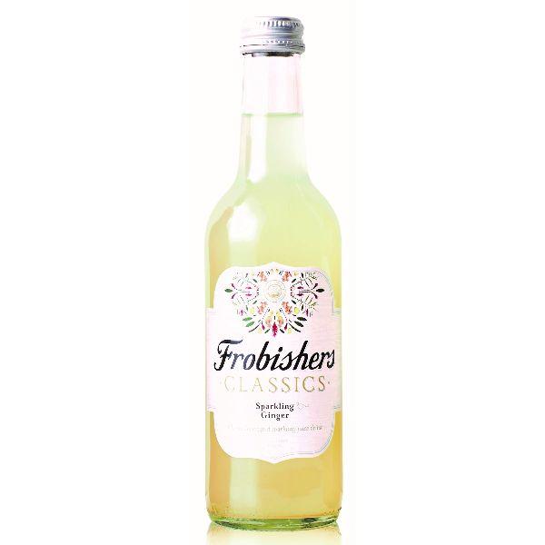 Frobisher's Sparkler Ginger & Juniper