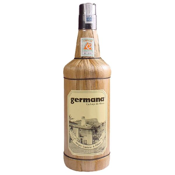 Germana Cachaca 2 Year Old