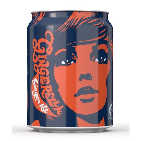 Karma Cola Gingerella Ginger Ale FairTrade