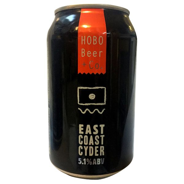 HOBO East Coast Cyder Cans