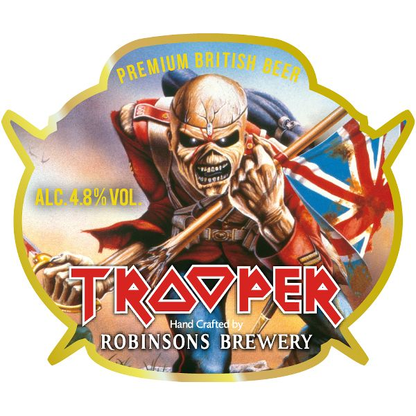 Iron Maiden Trooper Cask