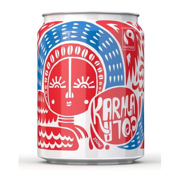 Karma Cola Cola FairTrade
