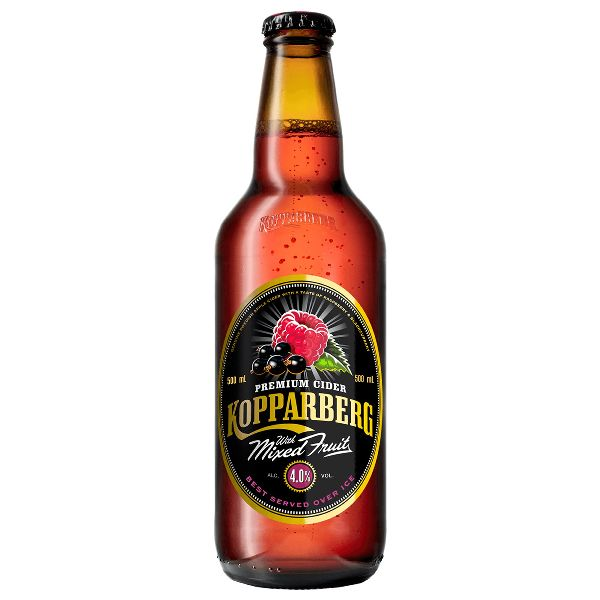 Kopparberg Cider with Mixed Fruit