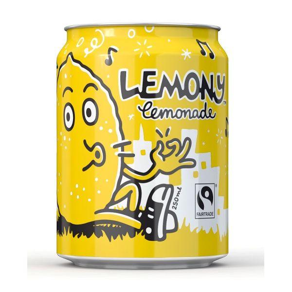 Karma Cola Lemony Lemonade FairTrade