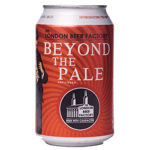London Beer Factory Beyond The Pale Cans