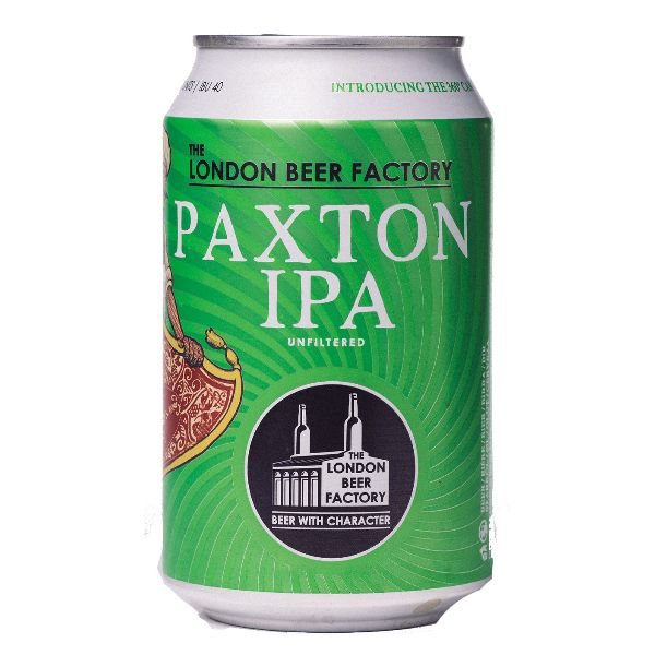 London Beer Factory Paxton IPA Cans