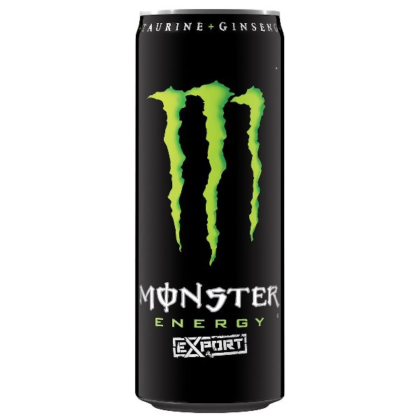 Monster Energy Cans
