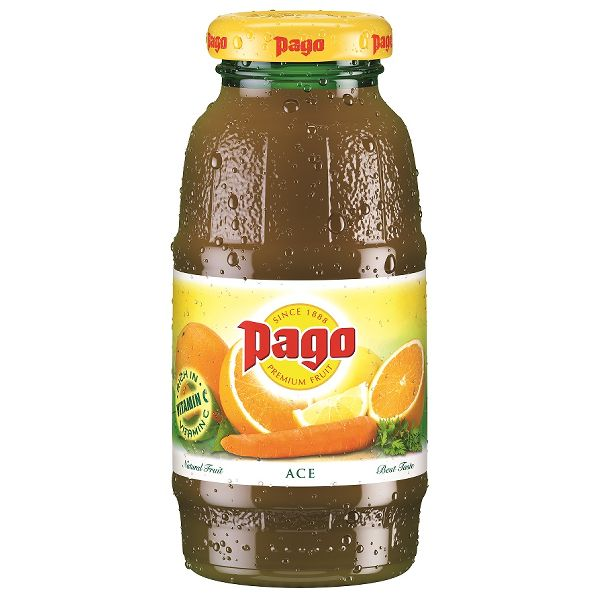 Pago Orange Carrot & Lemon