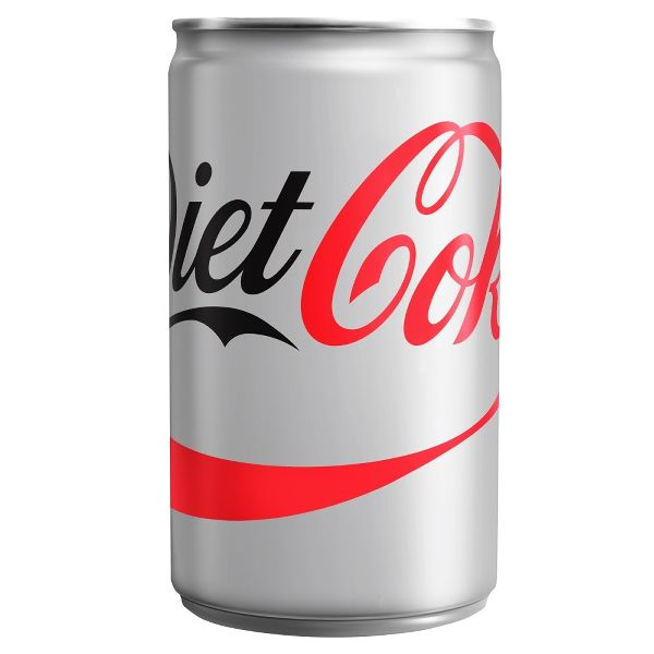 Diet Coke Travel Cans