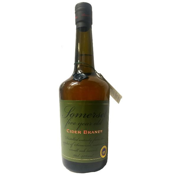 Somerset Cider Brandy 5 Year Old