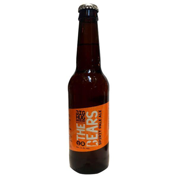 Big Hug Spirit Pale Ale