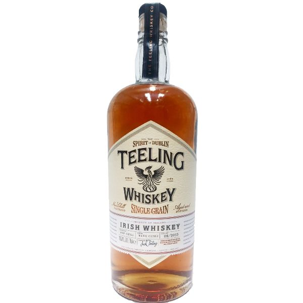 Teeling Single Grain Irish Whiskey