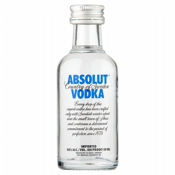 Absolut Blue MINIATURES