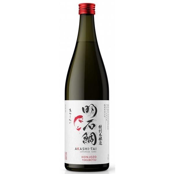 Akashi-Tai-Sake Honjozo Tokubetsu