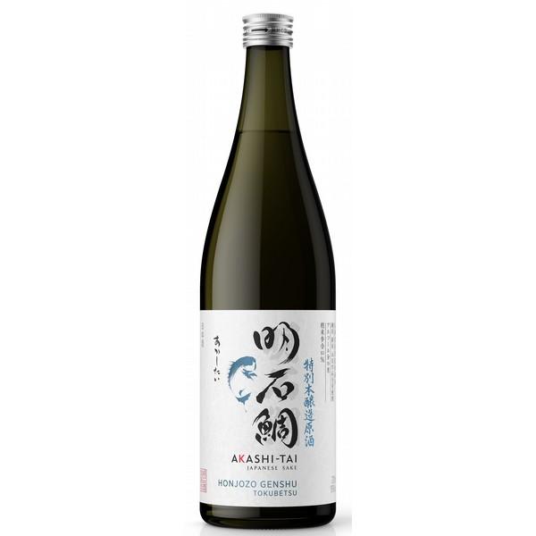 Akashi-Tai Honjozo Genshu Tokubetsu