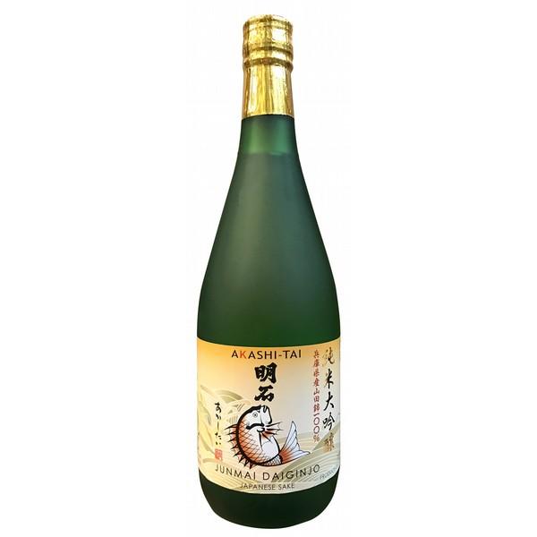Akashi-Tai Junmai Daiginjo Sake
