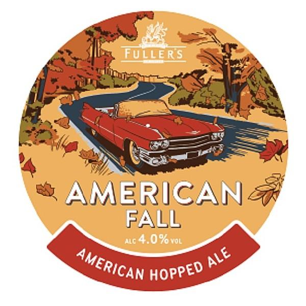 Fuller's American Fall Cask
