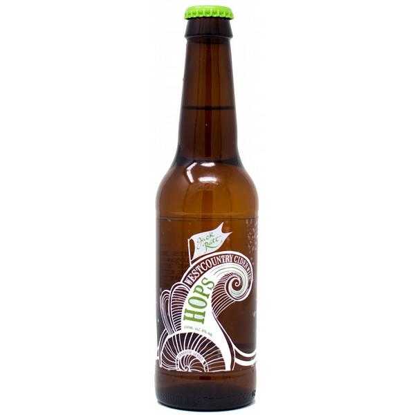 Jack Ratt Ammonite Hops Cider