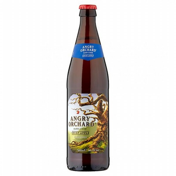 Angry Orchard Crisp Apple Hard Cider