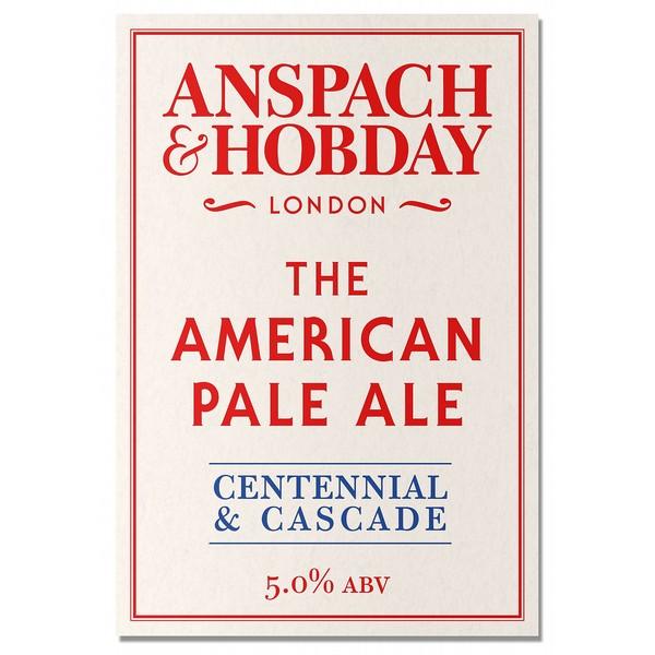 Anspach & Hobday American Pale Ale Cask