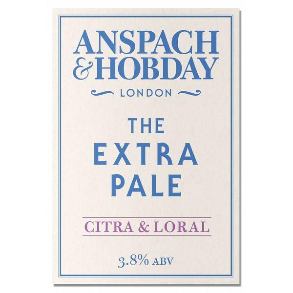 Anspach & Hobday Extra Pale Ale Cask