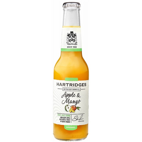 Hartridges Apple & Mango