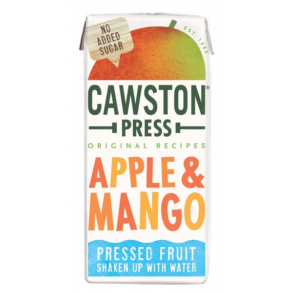 Cawston Press Kids Apple & Mango