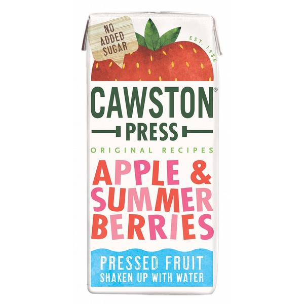 Cawston Press Kids Apple & Summer Berries