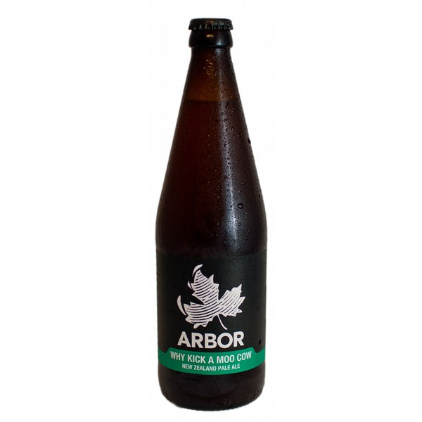 Arbor Ales Why Kick A Moo Cow