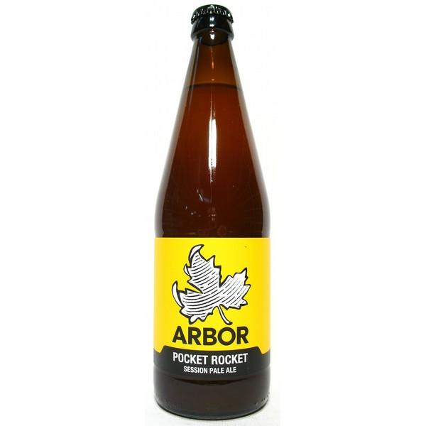 Arbor Ales Pocket Rocket
