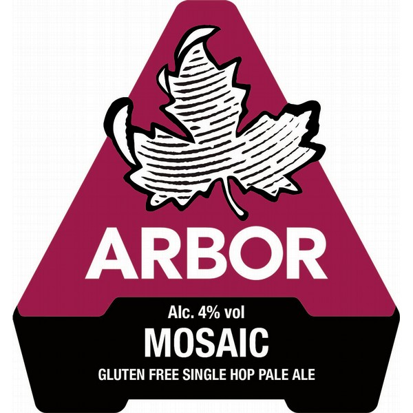 Arbor Ales Mosiac Single Hop Cask