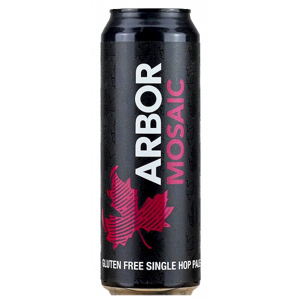 Arbor Ales Mosaic Single Hop Cans
