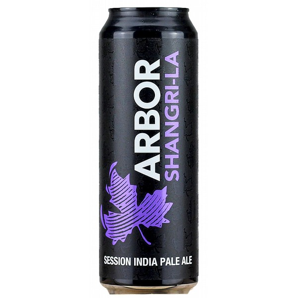 Arbor Ales Shangri-La Cans