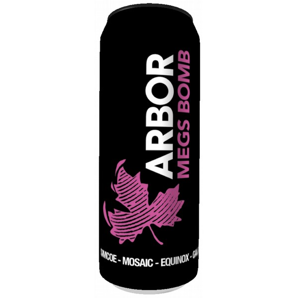 Arbor Ales MEGS Bomb Cans