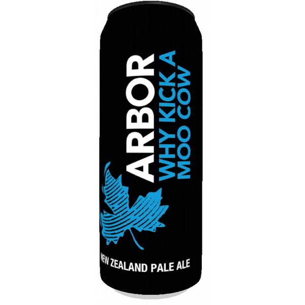 Arbor Ales Why Kick A Moo Cow Cans