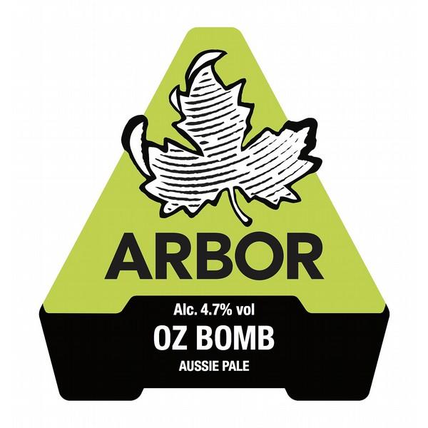 Arbor Ales Oz Bomb  Cask