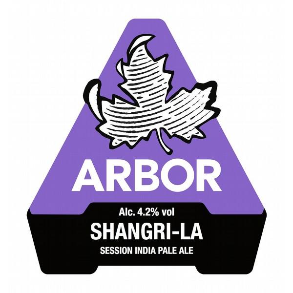 Arbor Ales Shangri La Cask