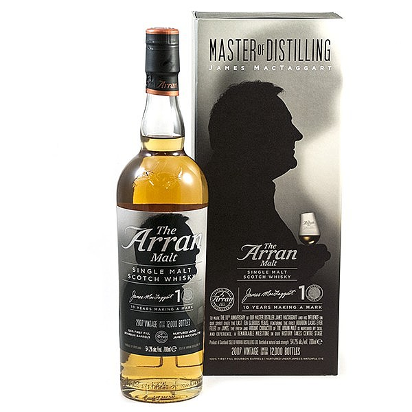 Arran James MacTaggart Ltd Edition