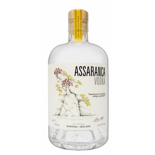 Assaranca Donegal Vodka