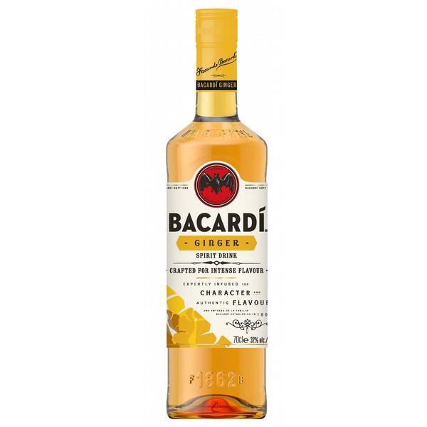 Bacardi Ginger Rum
