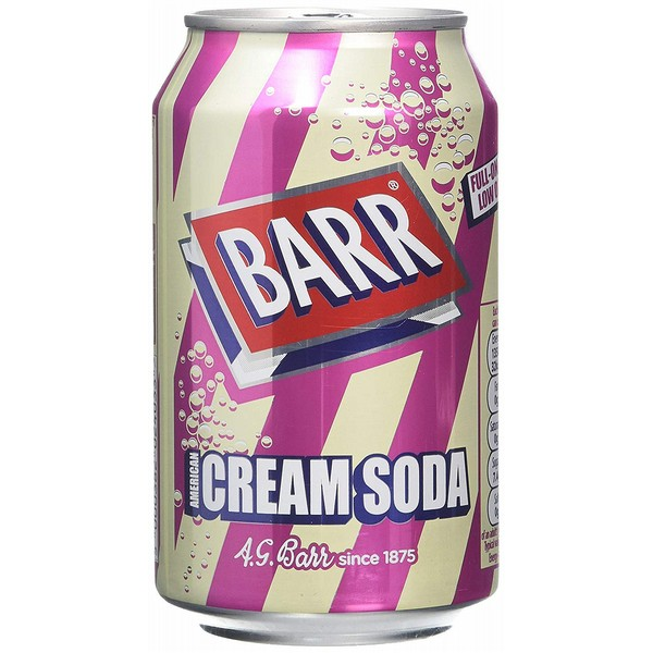 Barrs Cream Soda