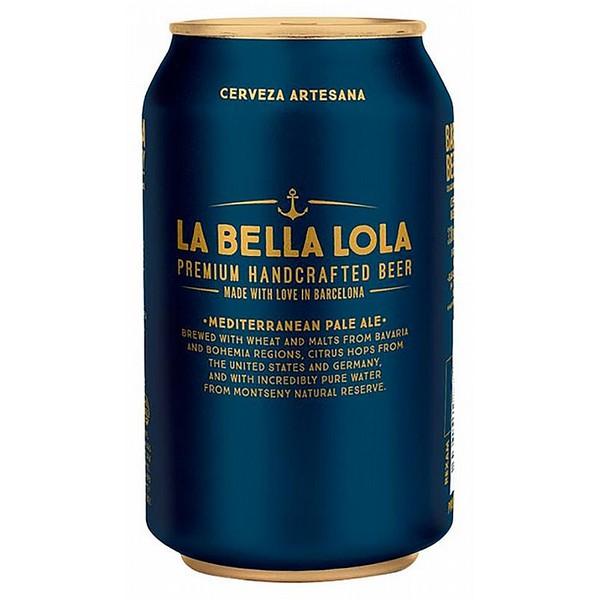Barcelona Beer Co La Bella Lola Cans