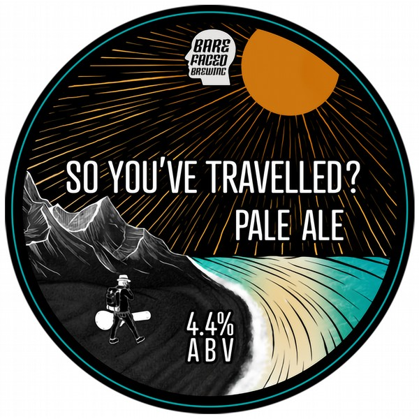 Barefaced Brewing So You've Travelled Cask