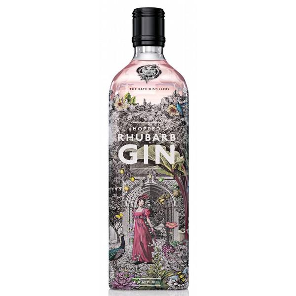 Bath Gin Hopped Rhubarb Edition