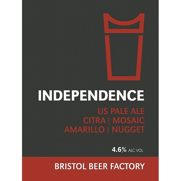Bristol Beer Independence Cask