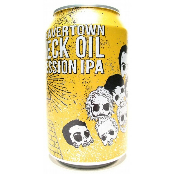 Beavertown Neck Oil Cans