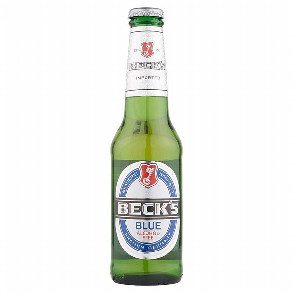 Becks Blue No Alcohol