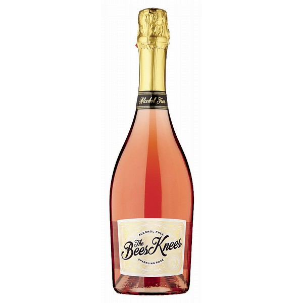The Bees Knees Sparkling Rose