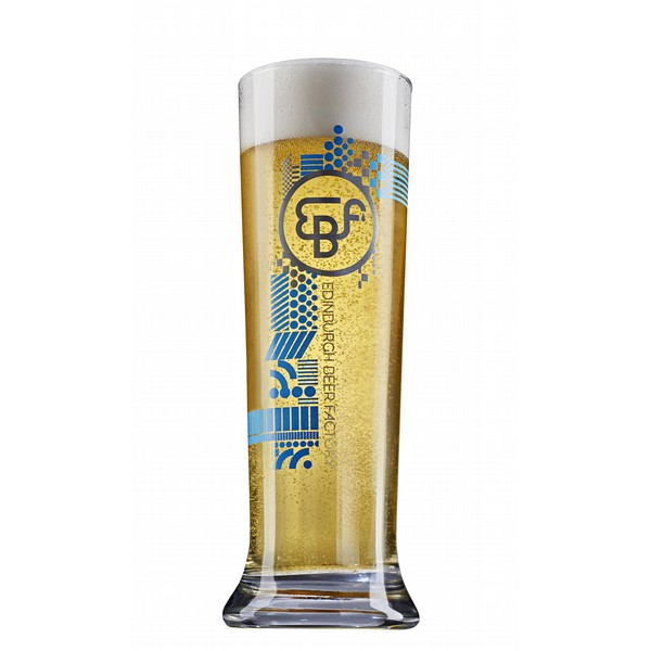 EBF Paolozzi Pint Glasses x6